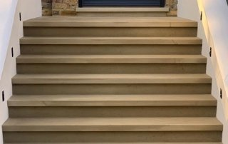 Stone steps in London